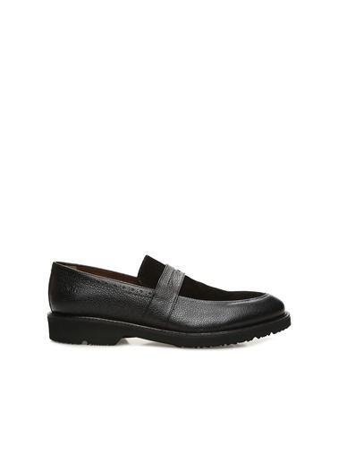George Hogg Erkek Loafer Ayakkabı 7004261 Siyah